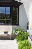 Bildnr.: 11242256<br/><b>Feature: 11242247 - L&#228;ssig leben in den D&#252;nen</b><br/>Modern gestaltetes Haus mit Meeresbrise in Nieuwpoort, Belgien<br />living4media / Claessens, Bieke
