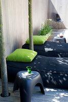 Bildnr.: 11242258<br/><b>Feature: 11242247 - L&#228;ssig leben in den D&#252;nen</b><br/>Modern gestaltetes Haus mit Meeresbrise in Nieuwpoort, Belgien<br />living4media / Claessens, Bieke
