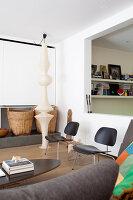 Bildnr.: 11242278<br/><b>Feature: 11242247 - L&#228;ssig leben in den D&#252;nen</b><br/>Modern gestaltetes Haus mit Meeresbrise in Nieuwpoort, Belgien<br />living4media / Claessens, Bieke