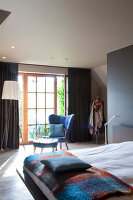 Bildnr.: 11242282<br/><b>Feature: 11242247 - L&#228;ssig leben in den D&#252;nen</b><br/>Modern gestaltetes Haus mit Meeresbrise in Nieuwpoort, Belgien<br />living4media / Claessens, Bieke