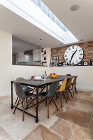 Bildnr.: 11251022<br/><b>Feature: 11251016 - Oxford f&#252;r Fortgeschrittene</b><br/>Elegant renoviertes viktorianisches Haus mit Loft-Charakter, UK<br />living4media / Simon Maxwell Photography
