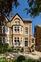 Bildnr.: 11251040<br/><b>Feature: 11251016 - Oxford f&#252;r Fortgeschrittene</b><br/>Elegant renoviertes viktorianisches Haus mit Loft-Charakter, UK<br />living4media / Simon Maxwell Photography