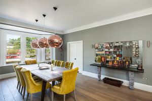 Bildnr.: 11251046<br/><b>Feature: 11251016 - Oxford f&#252;r Fortgeschrittene</b><br/>Elegant renoviertes viktorianisches Haus mit Loft-Charakter, UK<br />living4media / Simon Maxwell Photography