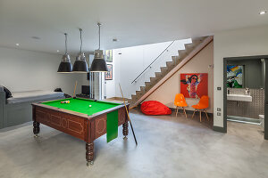Bildnr.: 11251048<br/><b>Feature: 11251016 - Oxford f&#252;r Fortgeschrittene</b><br/>Elegant renoviertes viktorianisches Haus mit Loft-Charakter, UK<br />living4media / Simon Maxwell Photography