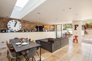 Bildnr.: 11251052<br/><b>Feature: 11251016 - Oxford f&#252;r Fortgeschrittene</b><br/>Elegant renoviertes viktorianisches Haus mit Loft-Charakter, UK<br />living4media / Simon Maxwell Photography
