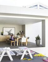 Bildnr.: 11252482<br/><b>Feature: 11252459 - Style bis ins Detail</b><br/>Perfektionismus kann so sch&#246;n sein! Haus in Johannesburg<br />living4media / House &amp; Leisure