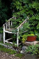 Bildno.: 11263426<br/><b>Feature: 11263422 - Garden Dreams</b><br/>Romantic garden near Cologne<br />living4media / Bauer, Christine