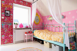 Bildno.: 11269098<br/><b>Feature: 11269074 - Lova&#39;s Lovely Room</b><br/>Colour defines this child&#39;s room<br />living4media / M&#246;ller, Cecilia