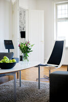 Bildno.: 11269184<br/><b>Feature: 11269173 - Passion and Patience</b><br/>Swedish apartment with loads of style<br />living4media / M&#246;ller, Cecilia