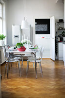 Bildno.: 11269220<br/><b>Feature: 11269173 - Passion and Patience</b><br/>Swedish apartment with loads of style<br />living4media / M&#246;ller, Cecilia