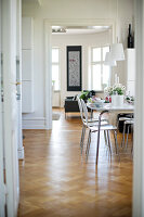 Bildno.: 11269224<br/><b>Feature: 11269173 - Passion and Patience</b><br/>Swedish apartment with loads of style<br />living4media / M&#246;ller, Cecilia