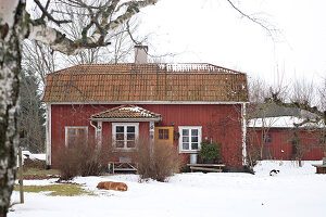 Bildno.: 11269452<br/><b>Feature: 11269379 - That Nordic Feeling</b><br/>A house in East Gothland, Sweden<br />living4media / M&#246;ller, Cecilia