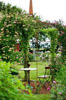 Bildno.: 11272006<br/><b>Feature: 11271958 - Swedish Garden</b><br/>Garden in Lynga<br />living4media / M&#246;ller, Cecilia