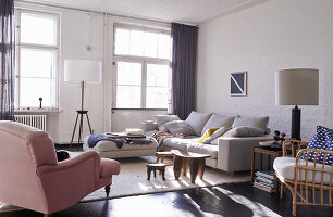 Bildno.: 11306356<br/><b>Feature: 11306352 - With Love for Design</b><br/>Designer&#39;s loft in Berlin<br />living4media / Thurmann, Stefan