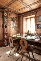 Bildnr.: 11308142<br/><b>Feature: 11308134 - Alpen-Idyll</b><br/>Rustikales Chalet in Cortina d&#39;Ampezzo, Italien<br />living4media / Cimarosti, Brando