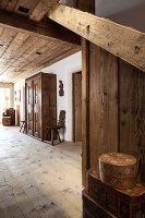 Bildnr.: 11308154<br/><b>Feature: 11308134 - Alpen-Idyll</b><br/>Rustikales Chalet in Cortina d&#39;Ampezzo, Italien<br />living4media / Cimarosti, Brando