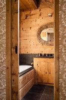 Bildnr.: 11308160<br/><b>Feature: 11308134 - Alpen-Idyll</b><br/>Rustikales Chalet in Cortina d&#39;Ampezzo, Italien<br />living4media / Cimarosti, Brando
