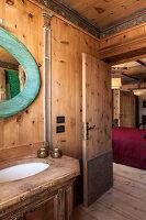 Bildnr.: 11308162<br/><b>Feature: 11308134 - Alpen-Idyll</b><br/>Rustikales Chalet in Cortina d&#39;Ampezzo, Italien<br />living4media / Cimarosti, Brando