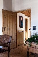 Bildnr.: 11308182<br/><b>Feature: 11308134 - Alpen-Idyll</b><br/>Rustikales Chalet in Cortina d&#39;Ampezzo, Italien<br />living4media / Cimarosti, Brando