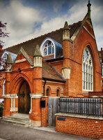 Bildnr.: 11313858<br/><b>Feature: 11313852 - Im Hause des Herrn</b><br/>Familie Greenberg wohnt in einer ehemaligen Kirche, England<br />living4media / Meadow, Tom