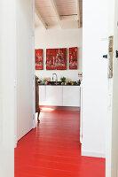 Bildnr.: 11313944<br/><b>Feature: 11313928 - Buntes Familienleben</b><br/>Fr&#246;hliches Haus im Seebad von Den Haag<br />living4media / Klazinga, Jansje