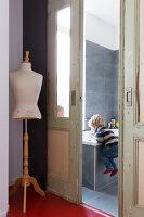 Bildnr.: 11313956<br/><b>Feature: 11313928 - Buntes Familienleben</b><br/>Fr&#246;hliches Haus im Seebad von Den Haag<br />living4media / Klazinga, Jansje