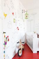 Bildnr.: 11313966<br/><b>Feature: 11313928 - Buntes Familienleben</b><br/>Fr&#246;hliches Haus im Seebad von Den Haag<br />living4media / Klazinga, Jansje