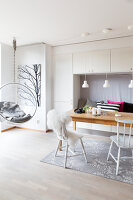 Bildno.: 11315134<br/><b>Feature: 11315127 - Unity and Colour</b><br/>A home with iconic Scandinavian design in Malm&#246;<br />living4media / Klazinga, Jansje
