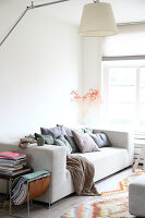 Bildno.: 11317552<br/><b>Feature: 11317548 - Naturalist Home</b><br/>Spacious apartment in Amsterdam<br />living4media / van Rees, Simone