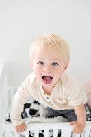 Bildnr.: 11321944<br/><b>Feature: 11321942 - Grafisches Nordlicht</b><br/>Modern, kreativ und schwarz-wei&#223;: So lebt eine junge Familie in Schweden<br />living4media / M&#246;ller, Cecilia