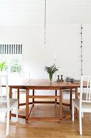 Bildnr.: 11321984<br/><b>Feature: 11321942 - Grafisches Nordlicht</b><br/>Modern, kreativ und schwarz-wei&#223;: So lebt eine junge Familie in Schweden<br />living4media / M&#246;ller, Cecilia