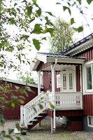 Bildnr.: 11322002<br/><b>Feature: 11321942 - Grafisches Nordlicht</b><br/>Modern, kreativ und schwarz-wei&#223;: So lebt eine junge Familie in Schweden<br />living4media / M&#246;ller, Cecilia