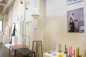 Bildnr.: 11324006<br/><b>Feature: 11323859 - K&#252;nstlerisches Zuhause</b><br/>Ein holl&#228;ndische Designerpaar vereint Familie und Atelier unter einem Dach<br />living4media / de Kleermaeker, Anouk