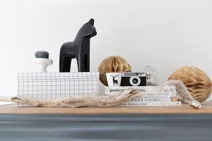 Bildnr.: 11325164<br/><b>Feature: 11325156 - Blogger-Style</b><br/>Das Zuhause von Bloggerin Tina in Kopenhagen ist eine wahre Inspirationsquelle!<br />living4media / Klazinga, Jansje