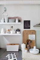 Bildnr.: 11325172<br/><b>Feature: 11325156 - Blogger-Style</b><br/>Das Zuhause von Bloggerin Tina in Kopenhagen ist eine wahre Inspirationsquelle!<br />living4media / Klazinga, Jansje
