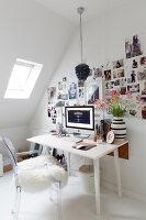 Bildnr.: 11325182<br/><b>Feature: 11325156 - Blogger-Style</b><br/>Das Zuhause von Bloggerin Tina in Kopenhagen ist eine wahre Inspirationsquelle!<br />living4media / Klazinga, Jansje