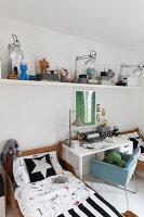 Bildnr.: 11325202<br/><b>Feature: 11325156 - Blogger-Style</b><br/>Das Zuhause von Bloggerin Tina in Kopenhagen ist eine wahre Inspirationsquelle!<br />living4media / Klazinga, Jansje