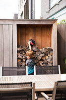 Bildno.: 11326394<br/><b>Feature: 11326350 - Guiding LIne</b><br/>Total revamp of house in Holland<br />living4media / Klazinga, Jansje