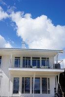 Bildno.: 11342720<br/><b>Feature: 11342672 - Norwegian Glamour</b><br/>Sleek and sumptuous home in Gj&#248;vik, Norway<br />living4media / Annette &amp; Christian