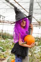Bildno.: 11345934<br/><b>Feature: 11345897 - Pumpkin Party</b><br/>Pumpkins and Jack-o&#39;-Lanterns<br />living4media / Klazinga, Jansje