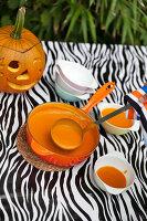 Bildno.: 11345938<br/><b>Feature: 11345897 - Pumpkin Party</b><br/>Pumpkins and Jack-o&#39;-Lanterns<br />living4media / Klazinga, Jansje