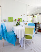 Bildno.: 11346258<br/><b>Feature: 11346253 - Jytte&#39;s Summer Dream</b><br/>Summer cottage in Denmark<br />living4media / Lene-K