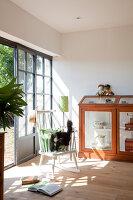 Bildnr.: 11350208<br/><b>Feature: 11350203 - Annamariekes Kreativ-Welt</b><br/>Atelier und Privathaus unter dem Dach in Belgien<br />living4media / Claessens, Bieke
