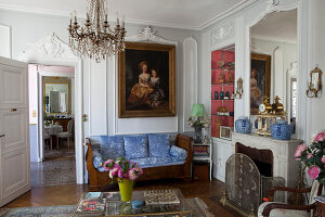 Bildno.: 11350814<br/><b>Feature: 11350807 - Romantic Setting</b><br/>A romantic villa in Rouen, France<br />living4media / Hallot, Olivier