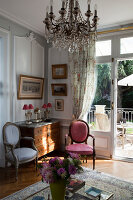Bildno.: 11350818<br/><b>Feature: 11350807 - Romantic Setting</b><br/>A romantic villa in Rouen, France<br />living4media / Hallot, Olivier