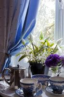 Bildno.: 11350832<br/><b>Feature: 11350807 - Romantic Setting</b><br/>A romantic villa in Rouen, France<br />living4media / Hallot, Olivier