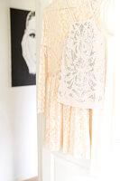 Bildnr.: 11352828<br/><b>Feature: 11352784 - Am Puls der Zeit</b><br/>Die Designerin Elise liebt den skandinavischen Grafik-Stil<br />living4media / M&#246;ller, Cecilia