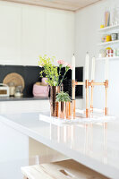 Bildnr.: 11352850<br/><b>Feature: 11352784 - Am Puls der Zeit</b><br/>Die Designerin Elise liebt den skandinavischen Grafik-Stil<br />living4media / M&#246;ller, Cecilia