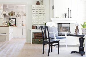 Bildno.: 11353100<br/><b>Feature: 11353089 - A Swedish Dream</b><br/>Renovated house in Dalarna, Sweden<br />living4media / M&#246;ller, Cecilia