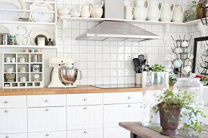 Bildno.: 11353128<br/><b>Feature: 11353089 - A Swedish Dream</b><br/>Renovated house in Dalarna, Sweden<br />living4media / M&#246;ller, Cecilia